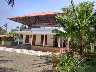 L & C ARACKAL  Kerala village home stay