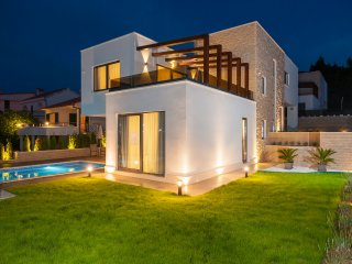 Acommodation Villas Sea Beach Trogir Split Island Croatia Pool Luxury vacation