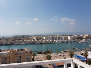 Apartment-duplex Hukako in Gandia Beach
