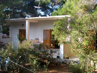 One bedroom apartment Blaca, Mljet (A-10416-a)