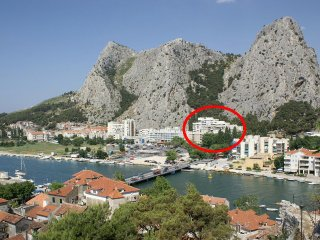 One bedroom apartment Omis (A-14290-a)