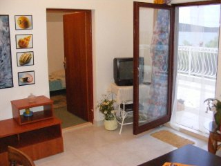 Two bedroom apartment Sevid, Trogir (A-14337-b)