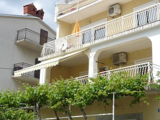 Two bedroom apartment Selce, Crikvenica (A-14383-a)