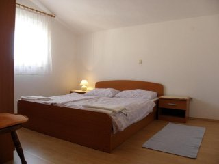 One bedroom apartment Barbat, Rab (A-14390-d)