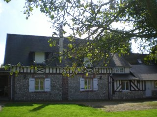 3 bedroom Villa in Hennequeville, Normandy, France : ref 5554712