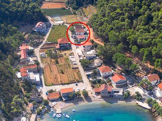 One bedroom apartment Vela Stiniva, Hvar (A-14511-a)