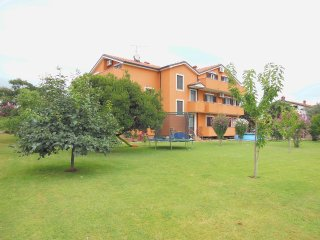 One bedroom apartment Zambratija, Umag (A-14557-c)