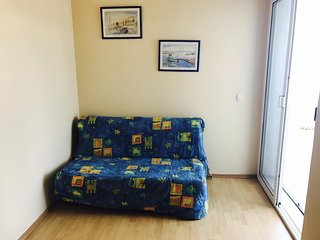 One bedroom apartment Ljubač, Zadar (A-14593-b)