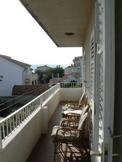 Balcony, Surface: 12 m²