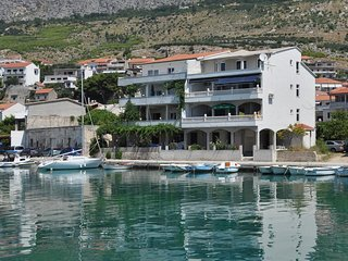One bedroom apartment Sumpetar, Omiš (A-12084-b)