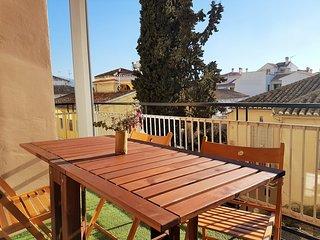ORIGINAL apartamento con terraza en el realejo