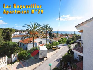 BUGANVILLAS *** Apartment 79 *** Beach 150 meters