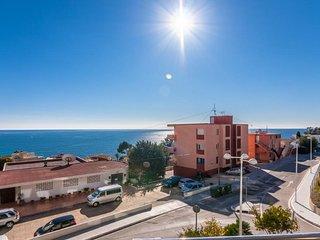 Apartamento Andrii en Calp,Alicante,para 4 huespedes