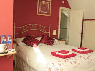 The Viking Guesthouse The Red Room