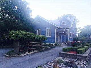 Blue Cedar Century Home