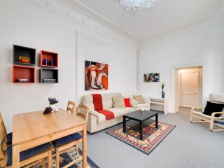 Large and comfortable flat in the City Center