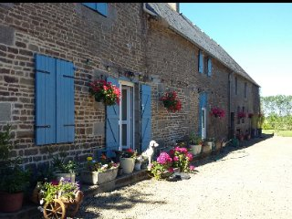 Foxes Farm Dog Friendly Gite Nr. Mont Saint MIchel