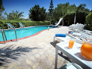 Villetta Oleandro with pool near the beaches of Puglia
