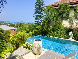 Seaview Villa 2 Bedroom with Pool B