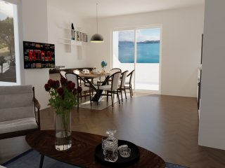 Apartments Fun - Superior Three Bedroom Apartment with Sea View