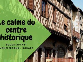Bougn'Appart Rodade - Historical center