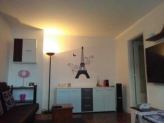 Appartement 3 pièces, spacieux et fonctionnel