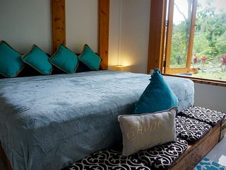 Villa Wanderlust Vacation Home Rental & Retreat Paradise: Bedroom 3
