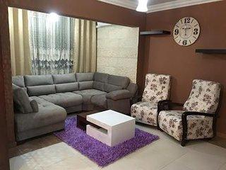 2nd floor furnished apt. AlTeereh near Zamn cafe