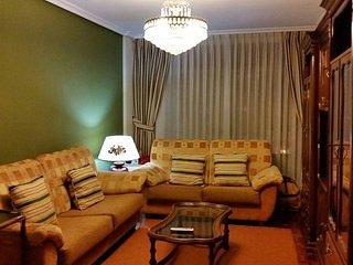 Apartamento completamente equipado en Oviedo