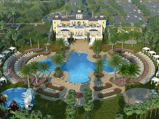 LOVELY AND LUXURY RESORT!
