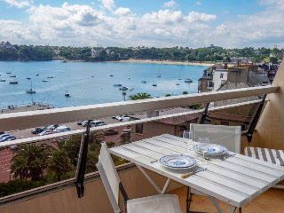 1 bedroom Apartment in Dinard, Brittany, France : ref 5699830