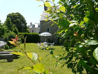 2 bedroom Villa in St-Malo, Brittany, France : ref 5027432