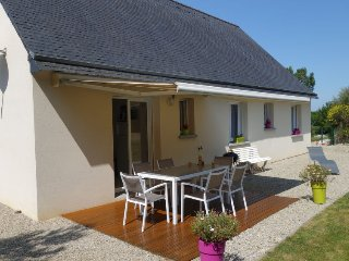 3 bedroom Villa in Run Daoulin, Brittany, France : ref 5046728