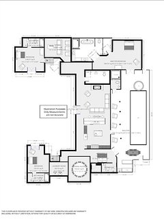Level One Floor Plans