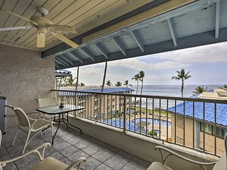 NEW! 1BR Oceanfront Kailua-Kona Condo w/ Pool!