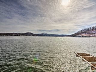 NEW! 3BR Home on Lake of the Ozarks w/Dock & Views