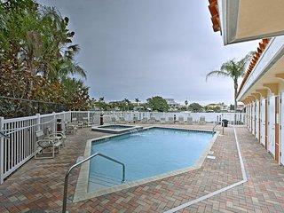 Luxury Clearwater Beach Villa w/ Waterfront Views!
