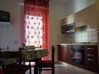 Three room apartment 100 meters away from the sea 'Sardina'