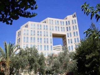 Window of Jerusalem with B Terrace