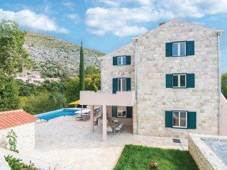3 bedroom Villa in Prčijaši, Dubrovačko-Neretvanska Županija, Croatia : ref 5575