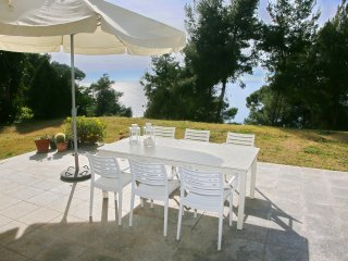Romaric Amazing Sea View Villa, Siviri