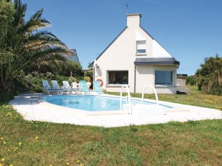 3 bedroom Villa in Lanros, Brittany, France : ref 5538924