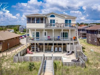 Sandfiddler | Oceanfront | Dog Friendly, Private Pool, Hot Tub
