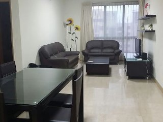 3-bed apartment near Bouna Vista MRT