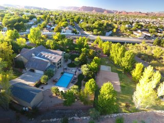 Located in the heart of St. George, Utah the River Home at Green Valley