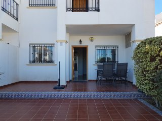 2 bed, 2 bath ground floor apartment, Punta Prima