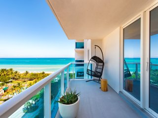 **Beautiful-Oceanview - 5* South Beach-Spacious 1BR-1.5 Bath- Resort Residence**