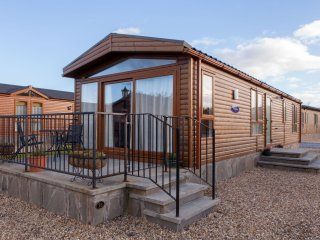 Holiday Lodge near Auchterarder & Gleneagles