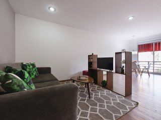 Modern 2BR apartment next to Reforma