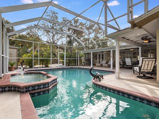 The Canopy Cottage – 4/3 Private Pool and Spa, Near Siesta's North Village